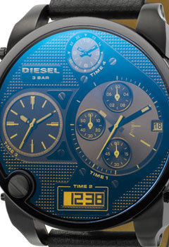 Diesel Multi-Function Watches