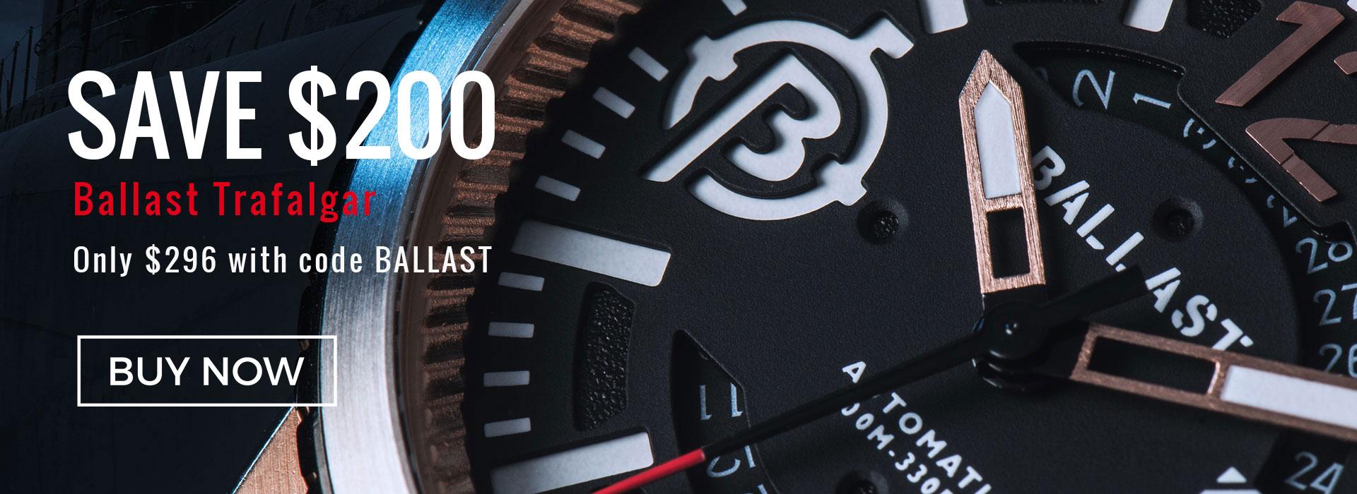 ballast watches