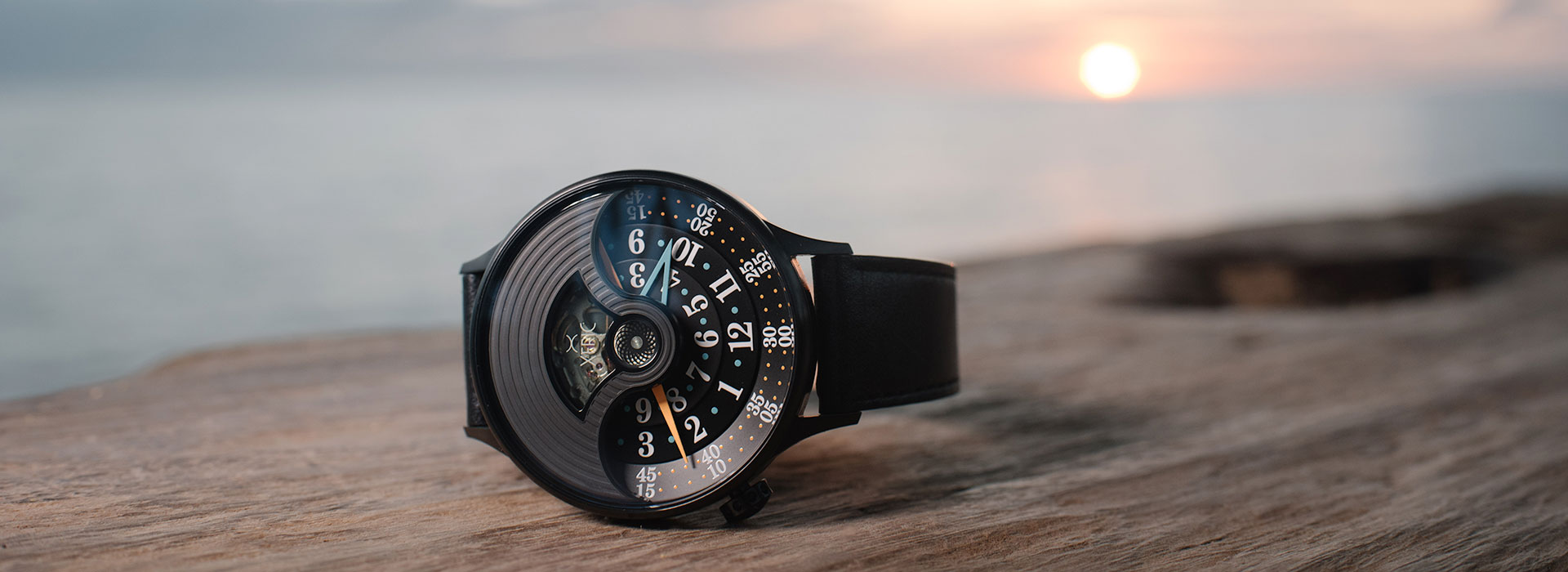 Xeric Evergraph Black