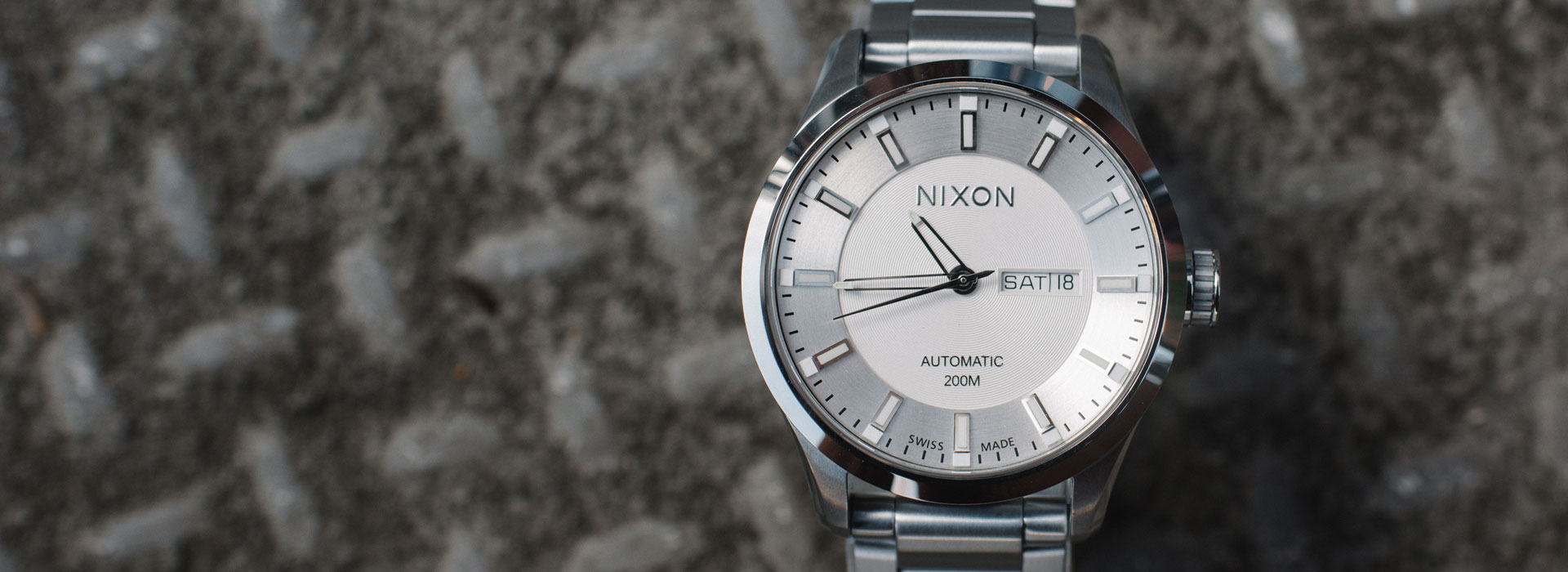 nixon automatic II sale 70% off
