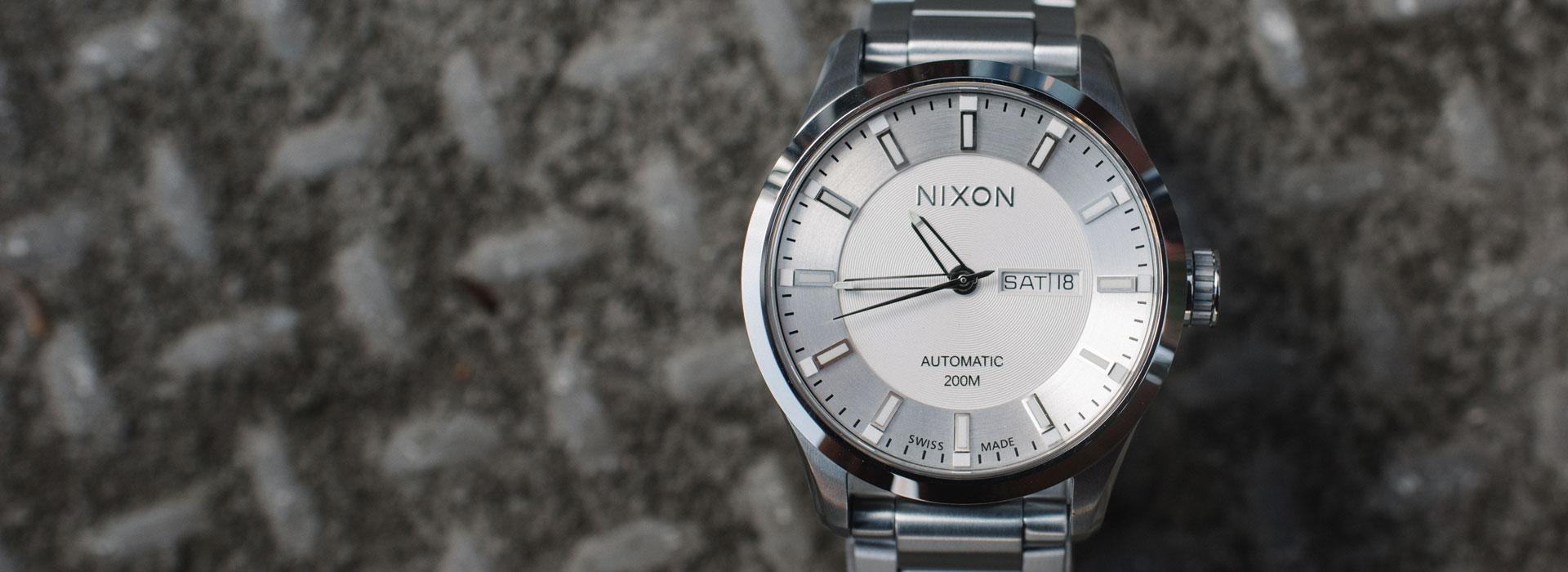 nixon automatic II sale 70% off