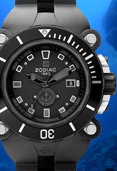 Zodiac Diver