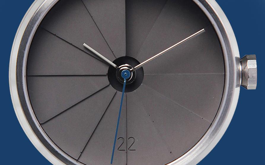 22 Design Studio's 4th Dimension Concrete Dial Watch