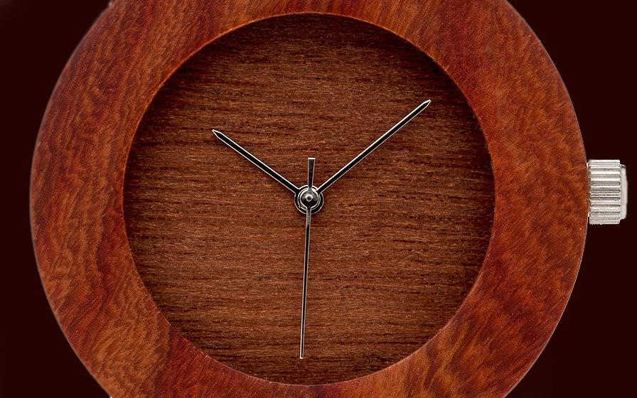 Analog Watch Company Carpenter Wood Watch