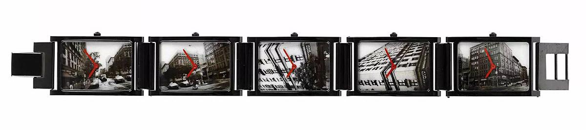 Andy Warhol Times5 Watch
