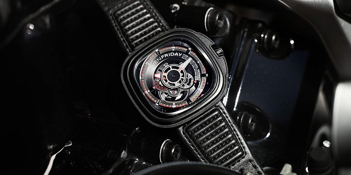 Seven Friday P3B/01 Racer Watch