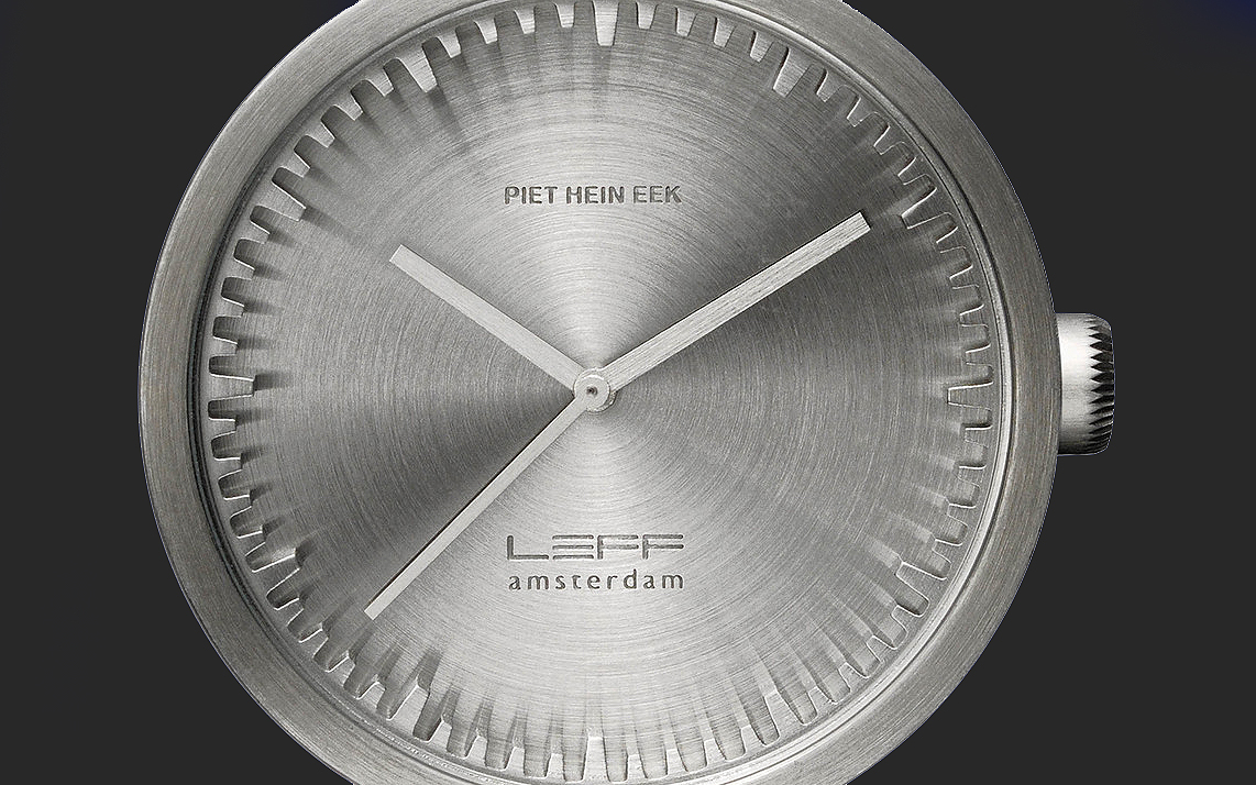 Leff Amsterdam Extruded Tube Watch