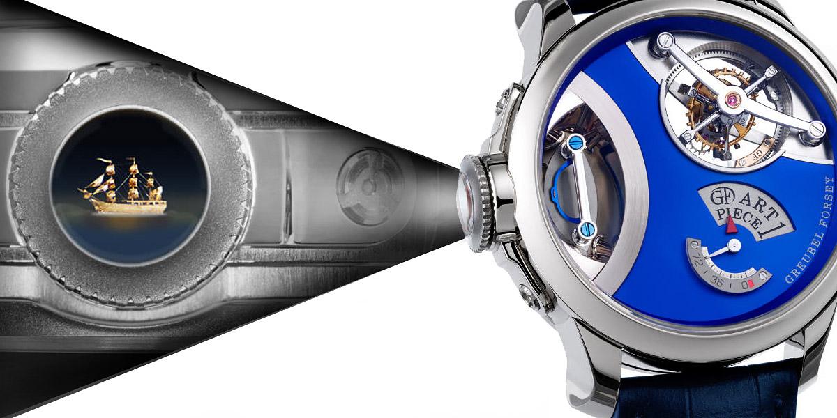 Greubel Forsey Art Piece 1 Watch