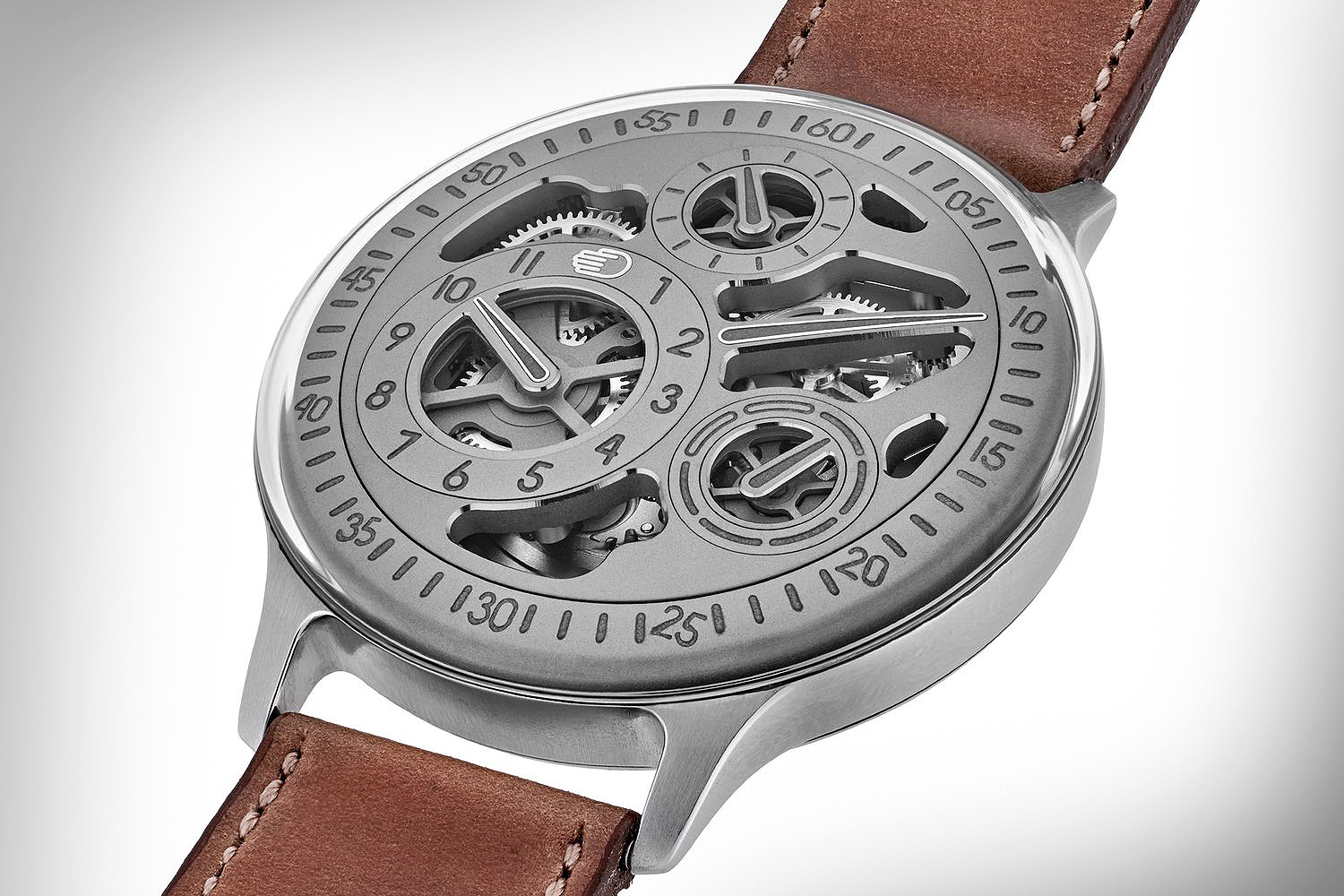 Hodinkee Ressence TYPE 1 Limited Edition