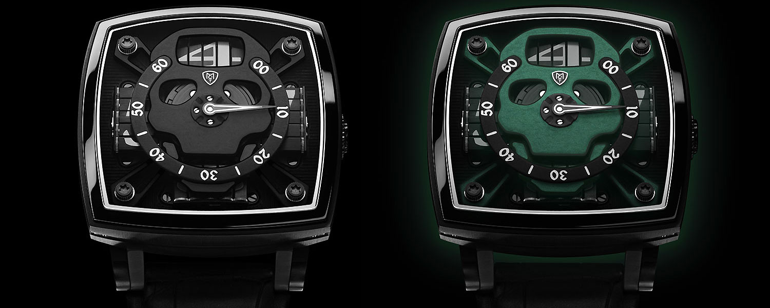 mct sequential one skull watches