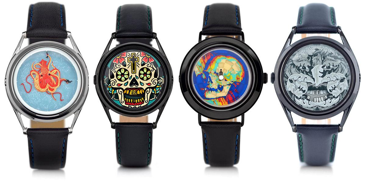 Mr. Jones Watches
