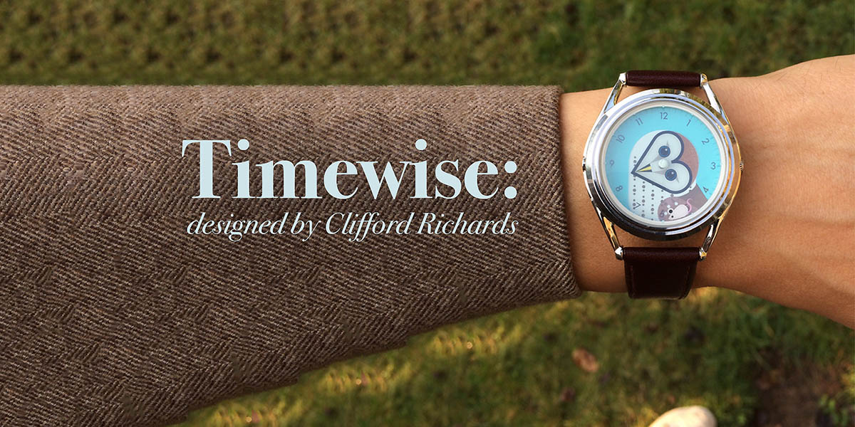 Mr. Jones Timewise Watch