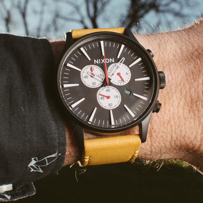 nixon-sentry-chrono-black-goldenrod-wrist-700x.jpg