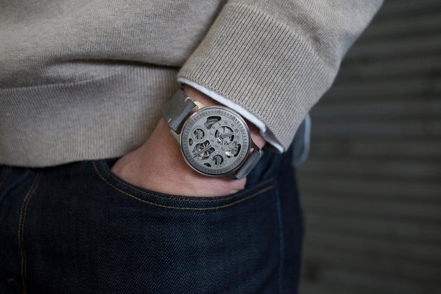 Limited Edition Ressence for Hodinkee