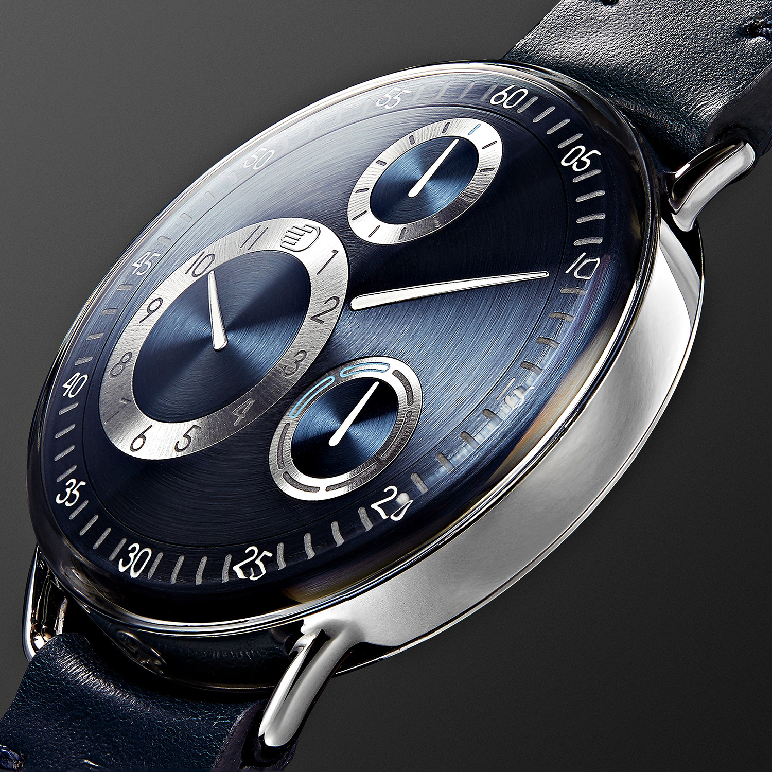 Limited Edition TYPE 1 Ressence Watches for Mr. Porter