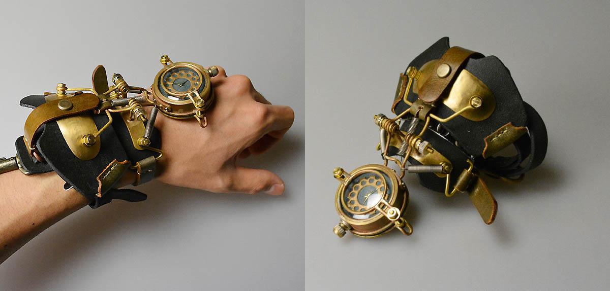 Sueyoshi Haruo Hand Watch