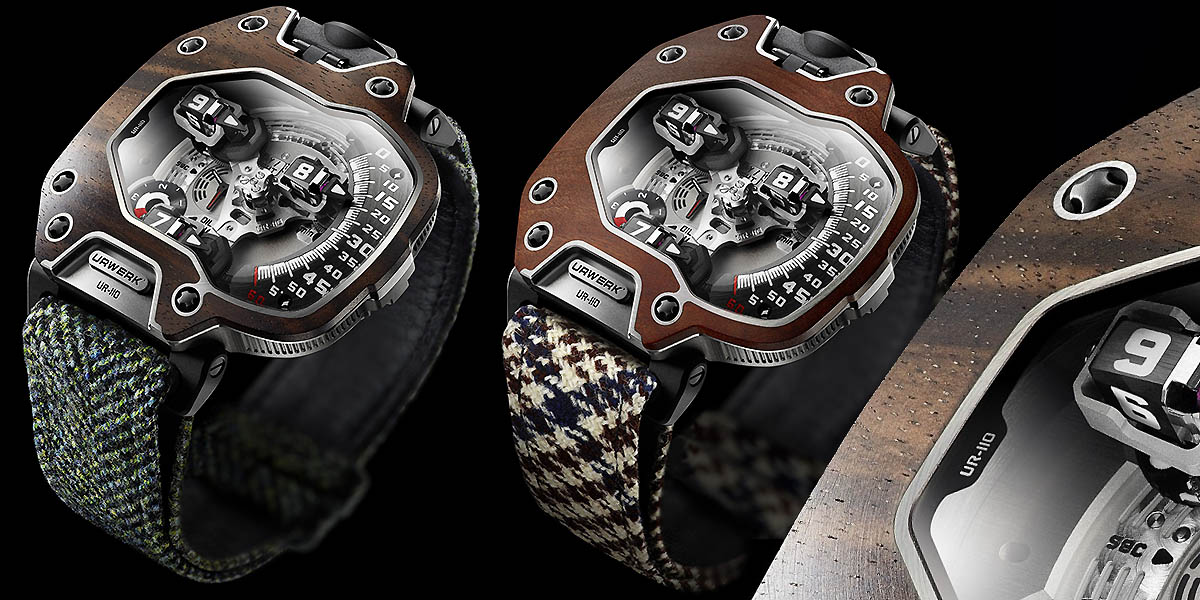 Urwerk UR-110 Eastwood Watches