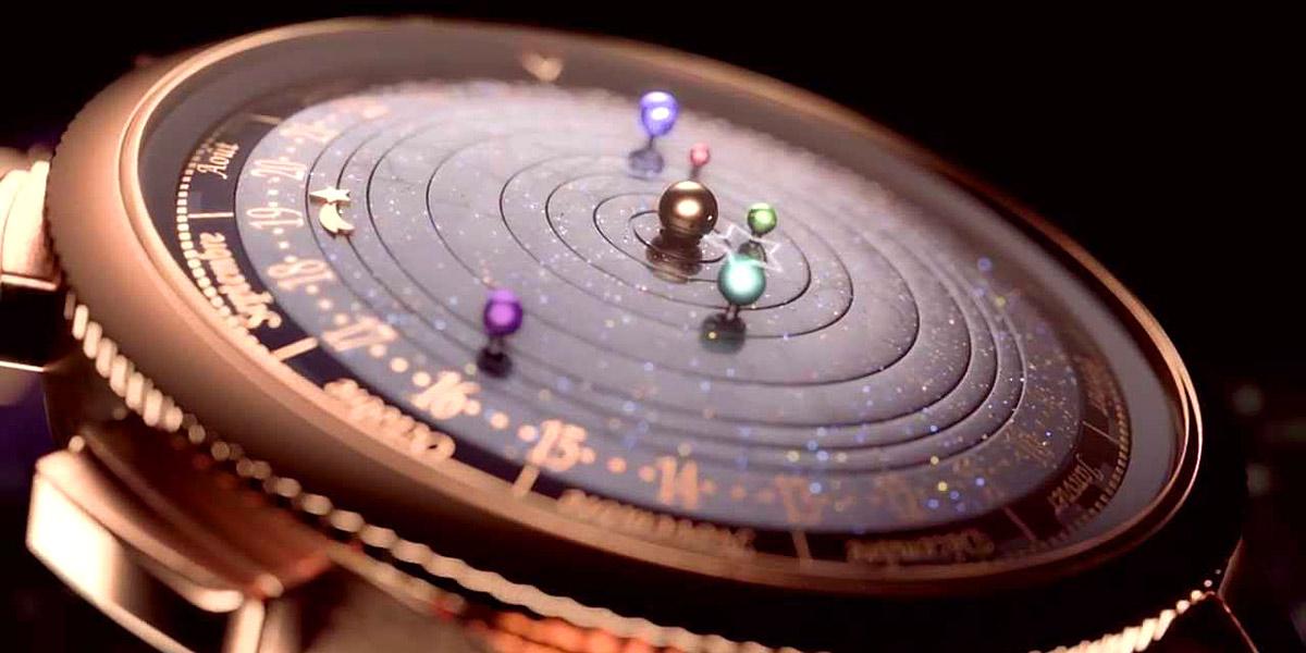 Midnight Planetarium Poetic Complication