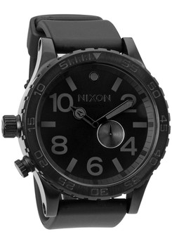 Nixon 51-30 PU All Black