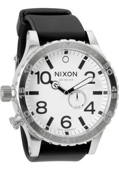 Nixon 51-30 PU White