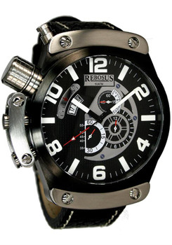 Rebosus Black Chronograph