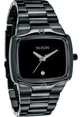 Nixon The Player All Black