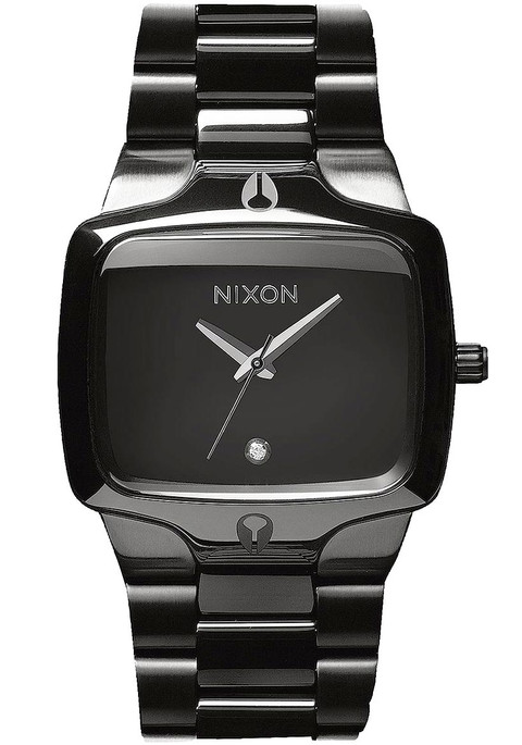 Nixon The Player All Black (A140001) front