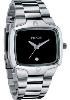 Nixon The Player Black