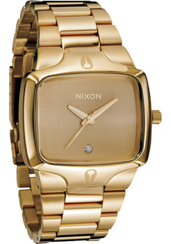 Nixon The Player Gold