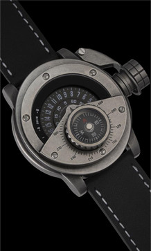 Retrowerk Compass -Steel