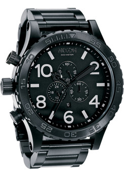 Nixon 51-30 Chrono All Black