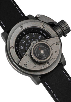 Retrowerk Compass Steel- Automatic