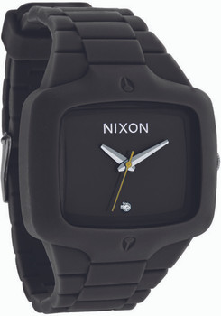 Nixon Player Rubber -Black