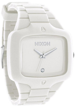 Nixon Player Rubber -White