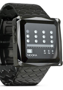 Nooka ZEM Night ZOT All Black Steel