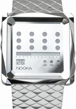 Nooka ZEM ZOT Mirror Steel