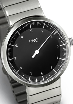 Botta UNO Automatic Black/Steel