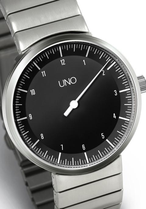 Botta UNO Automatic Black/Steel