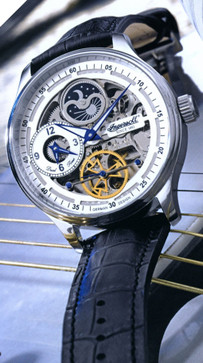 Ingersoll Skeleton Automatic Limited Edition