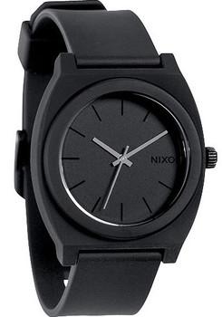 Timeteller Nixon P -Matte Black