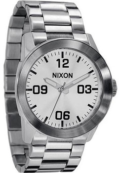 Nixon Private SS White