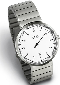 Botta UNO Date White -Steel