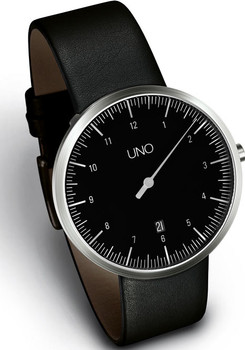 Botta UNO Date Black -Leather