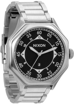 Nixon Falcon Steel Black