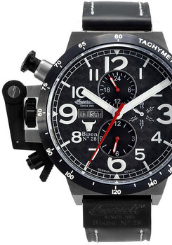 Ingersoll Chrono Day/Date/Year All Black (IN1607BK)