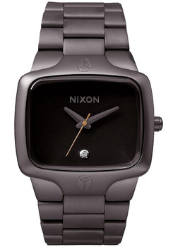 Nixon Player All Gunmetal Black (A140680)