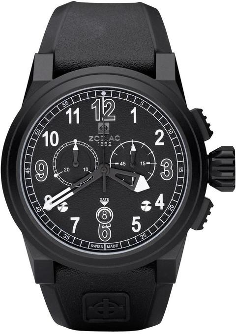 Zodiac Aviator All Black