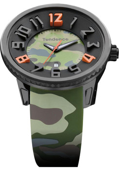 Tendence Camoflage Dark Green
