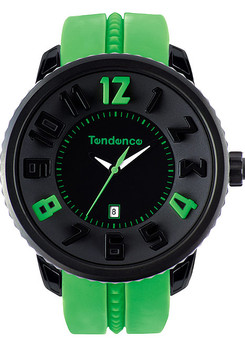 Tendence Gulliver Black/Green