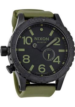 Nixon 51-30 PU Matte Black/Surplus